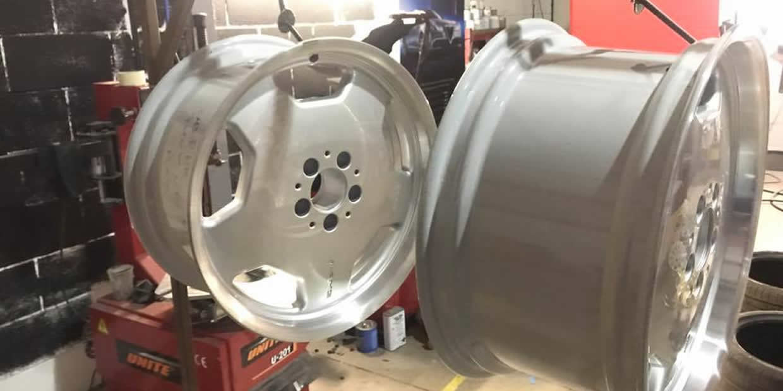 Alloy Wheel Refurbishment Cost