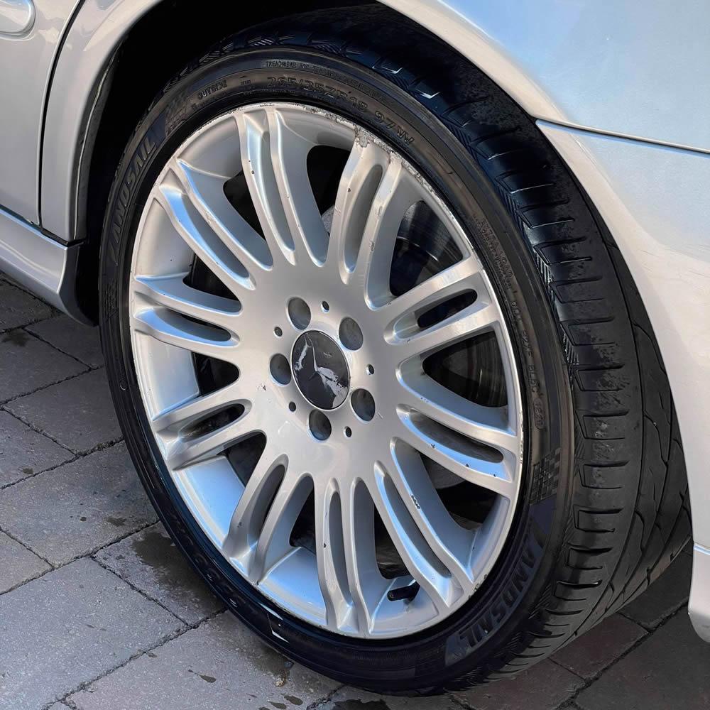 Autoglym Instant Tyre Dressing After