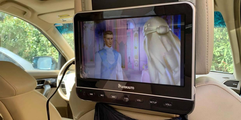 Best Car DVD Player
