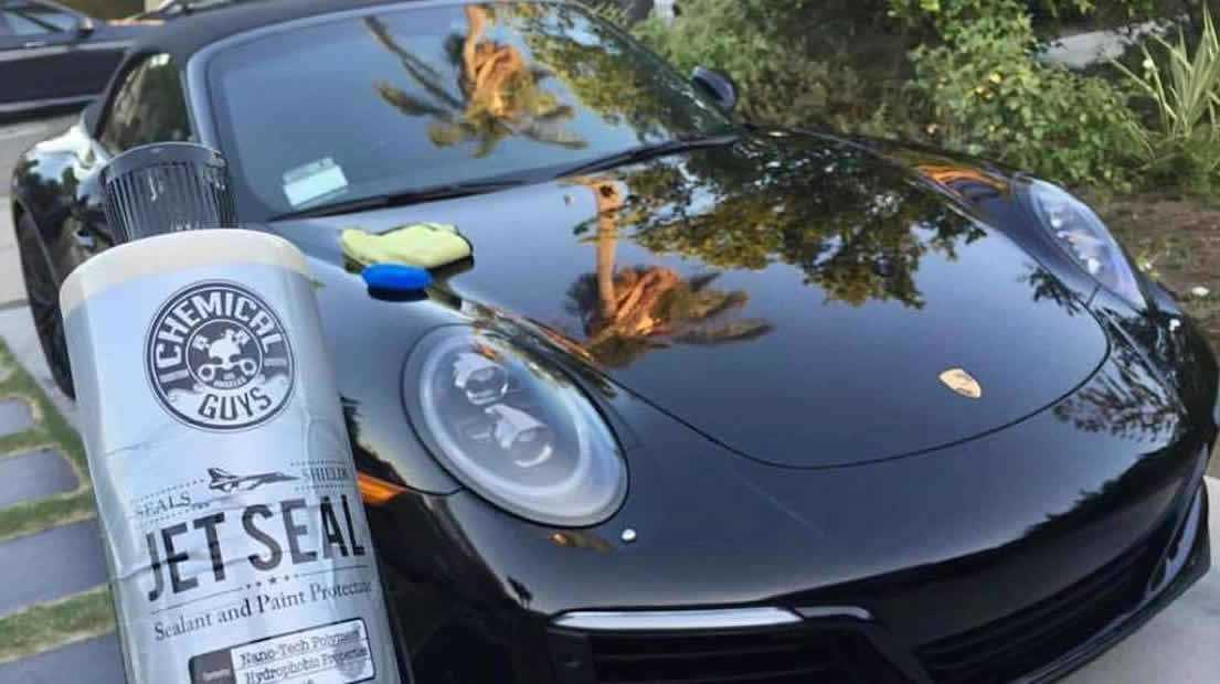Best Car Paint Sealant UK