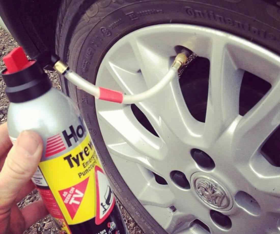 Best Car Tyre Sealant UK