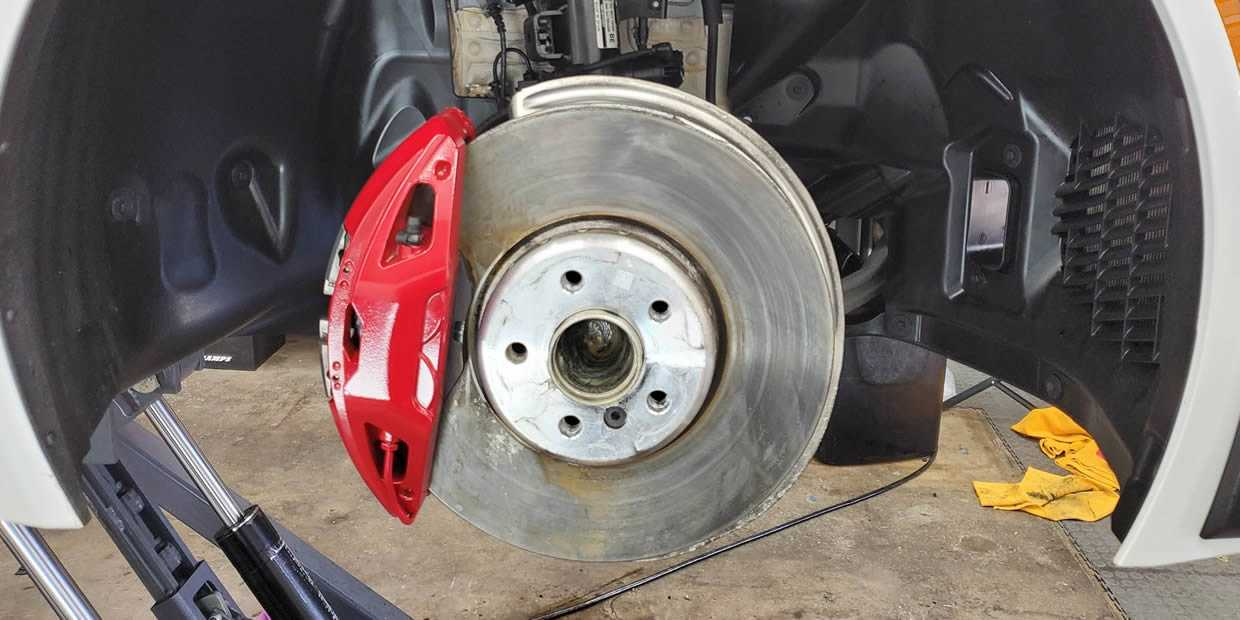 Best Paint For Brake Calipers