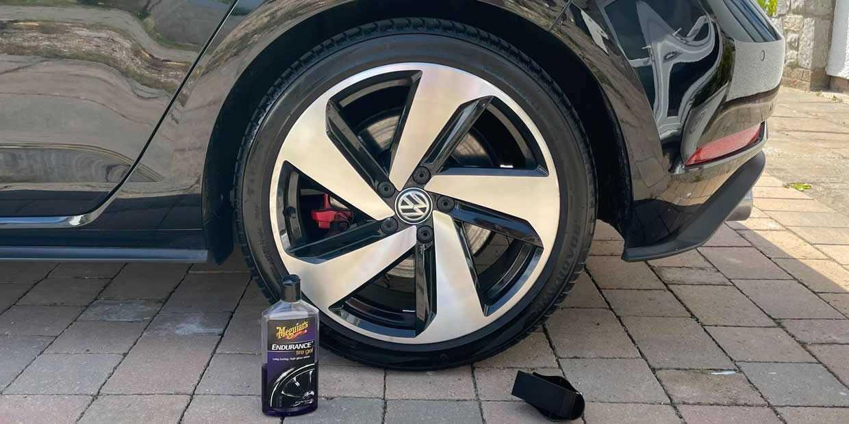 Best Tyre Shine
