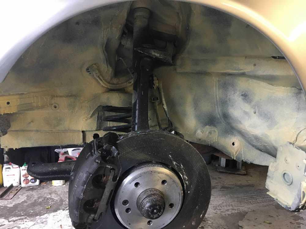 Car Rust Repair