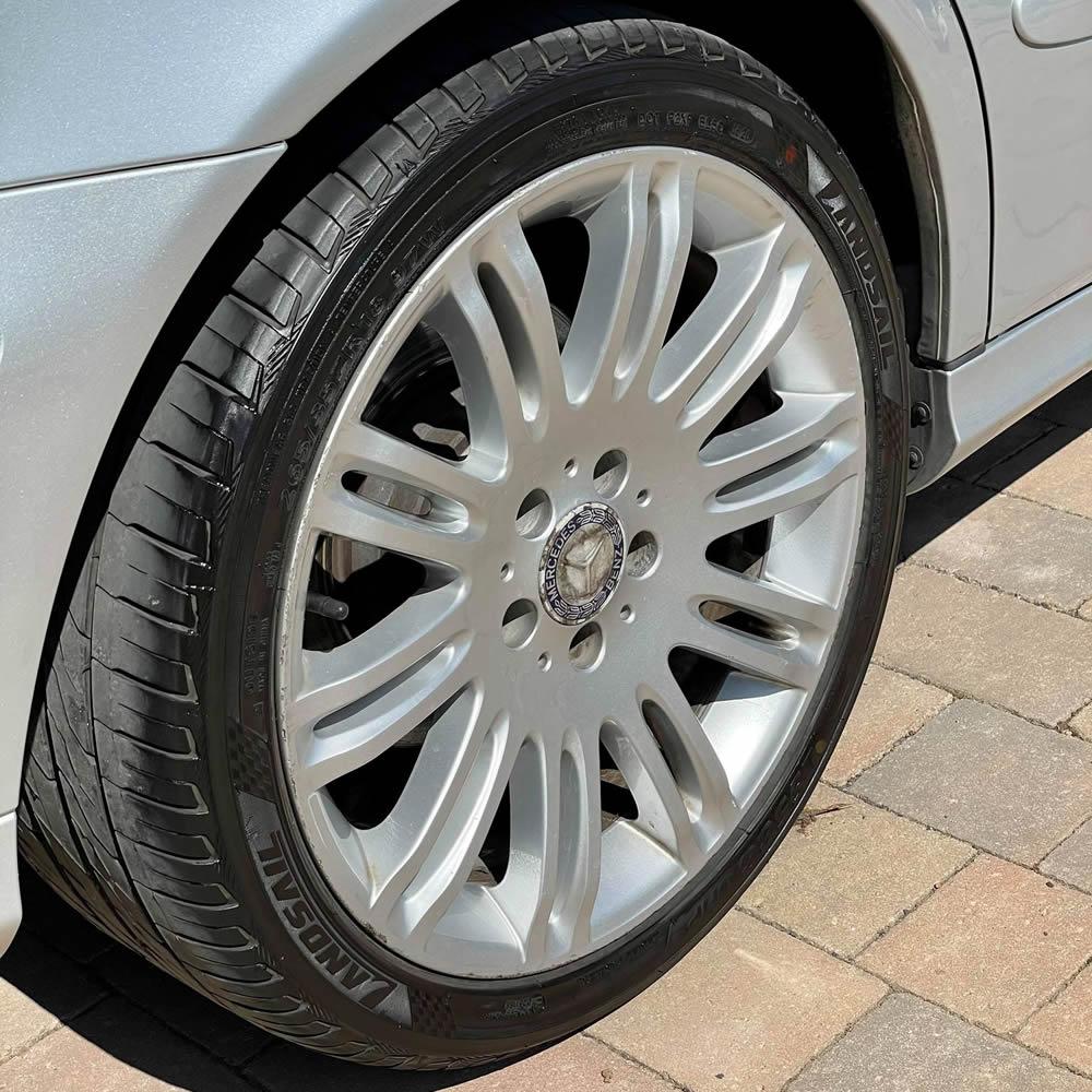 Meguiars Endurance Tyre Gel After