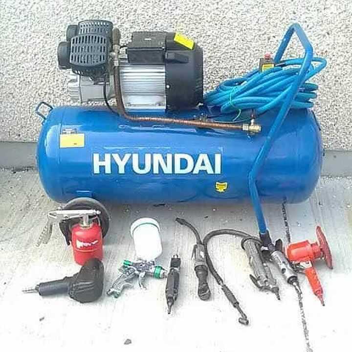 best air compressor for home garage uk