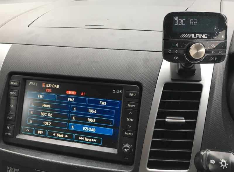 best car dab adapter